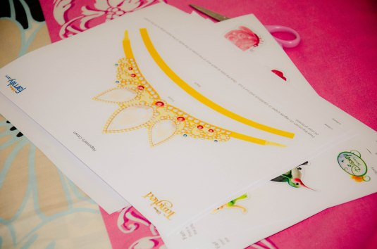 "rapunzel's ""tangled"" crown printable"