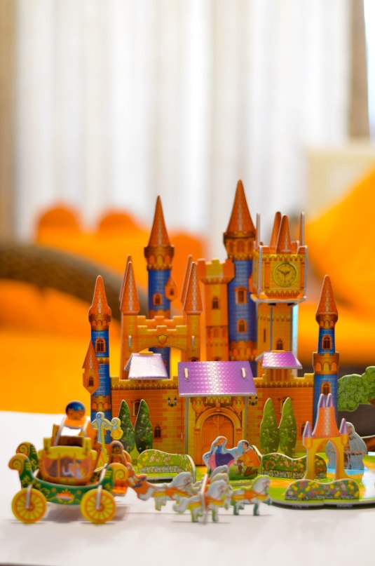 the D.I.Y.Fairy Castle