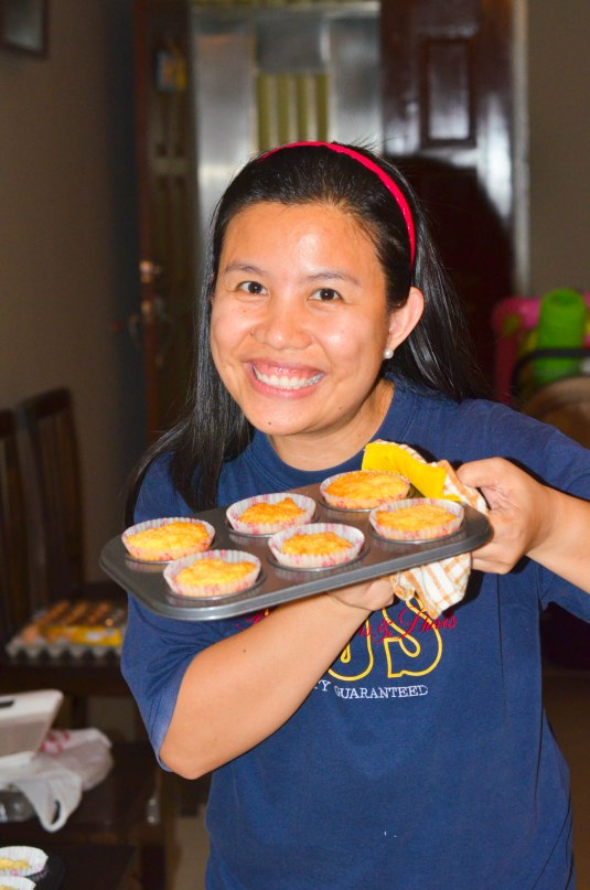 Meet our chef, Ate Vivs!