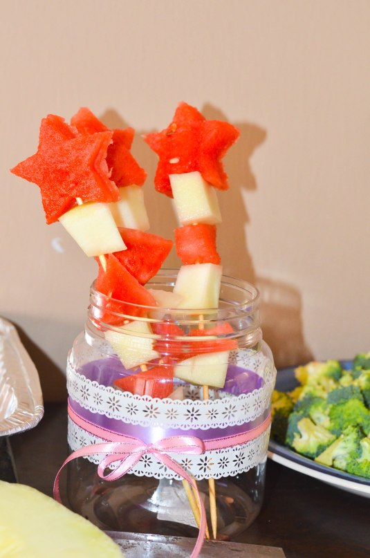 my watermelon fruit skewers