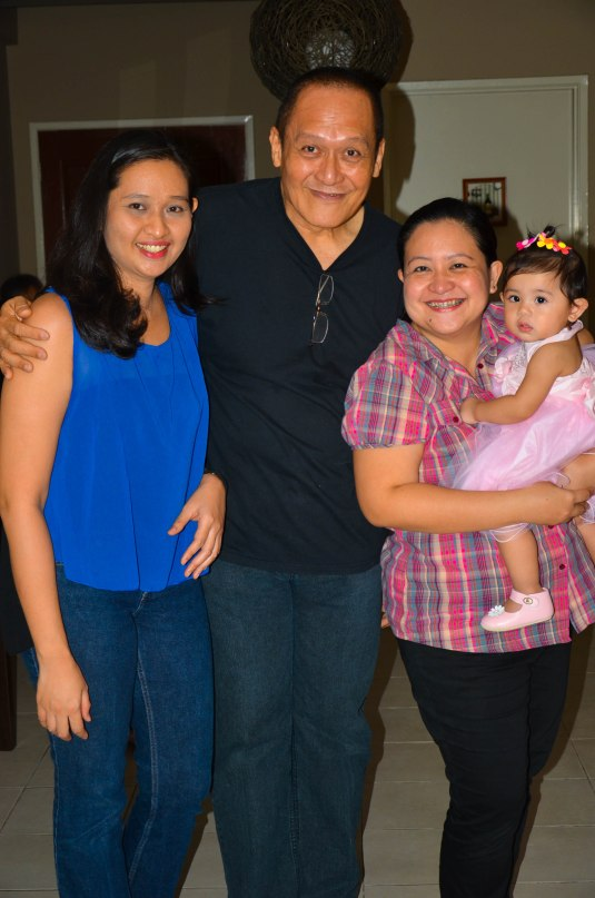with Tita Wena and Tito Doc Umali