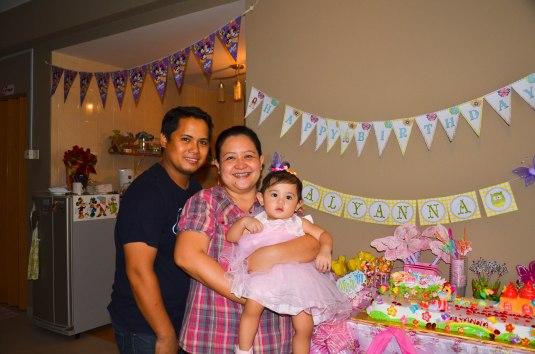 The Casil-Cruz Family!
