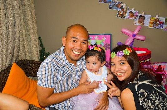 my foster family! heheheh