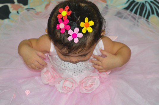 my sticker flowers!